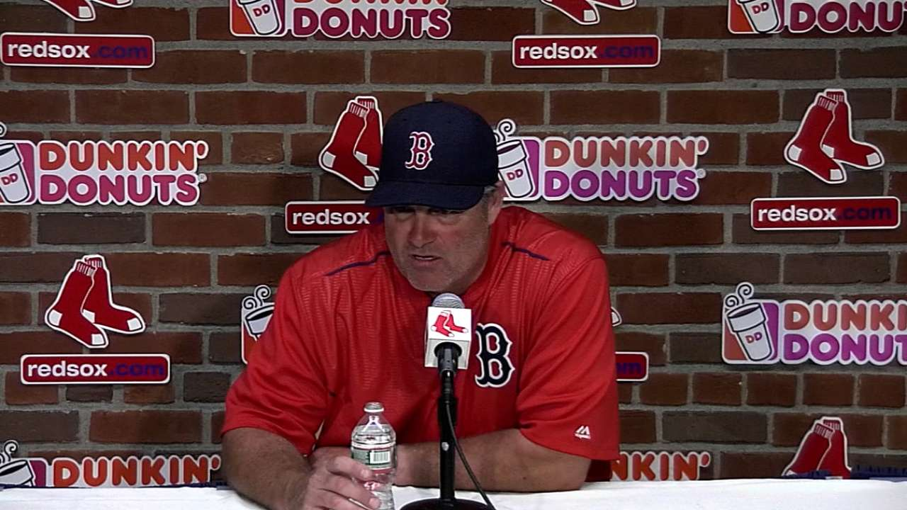 Farrell on Red Sox's 5-4 win