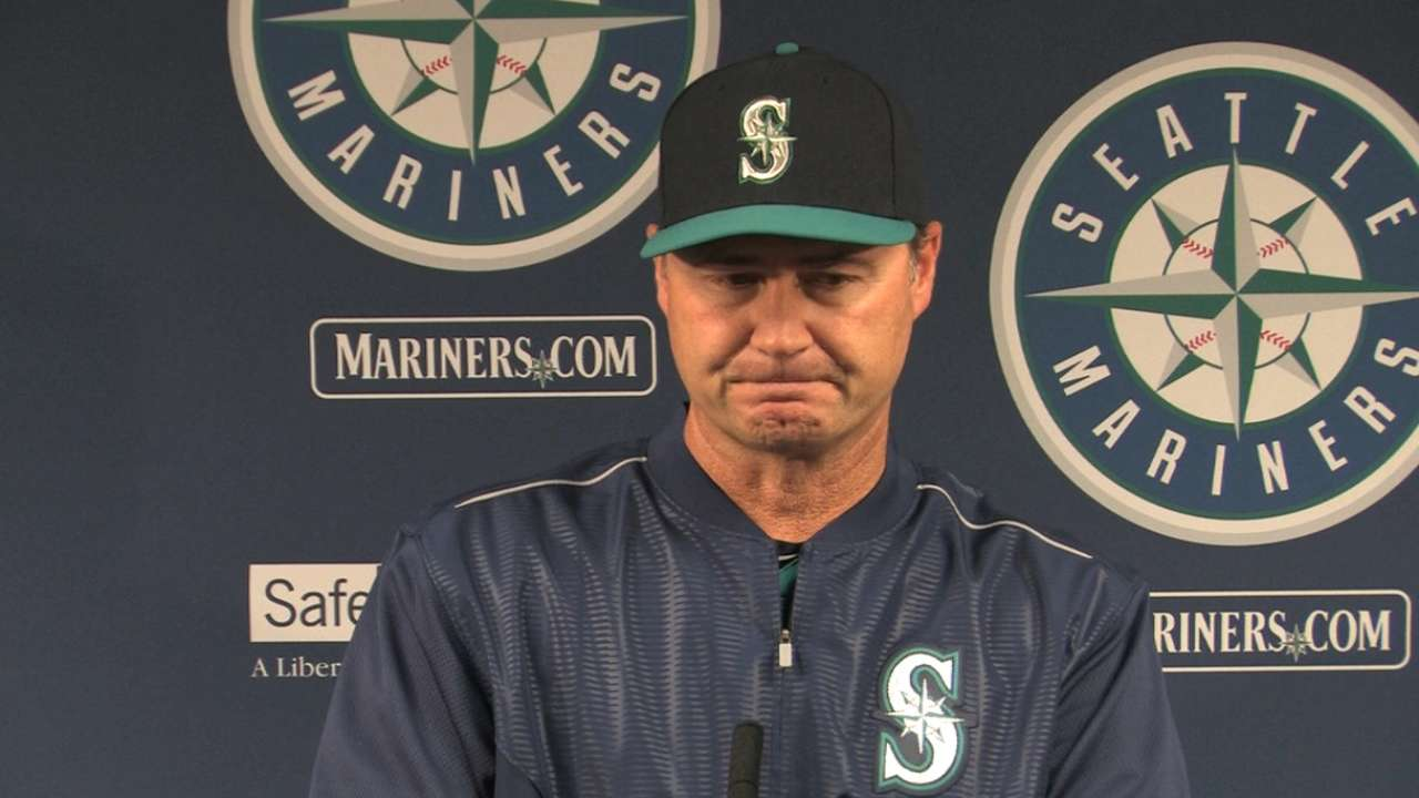 After first win, LeBlanc right at home in Seattle