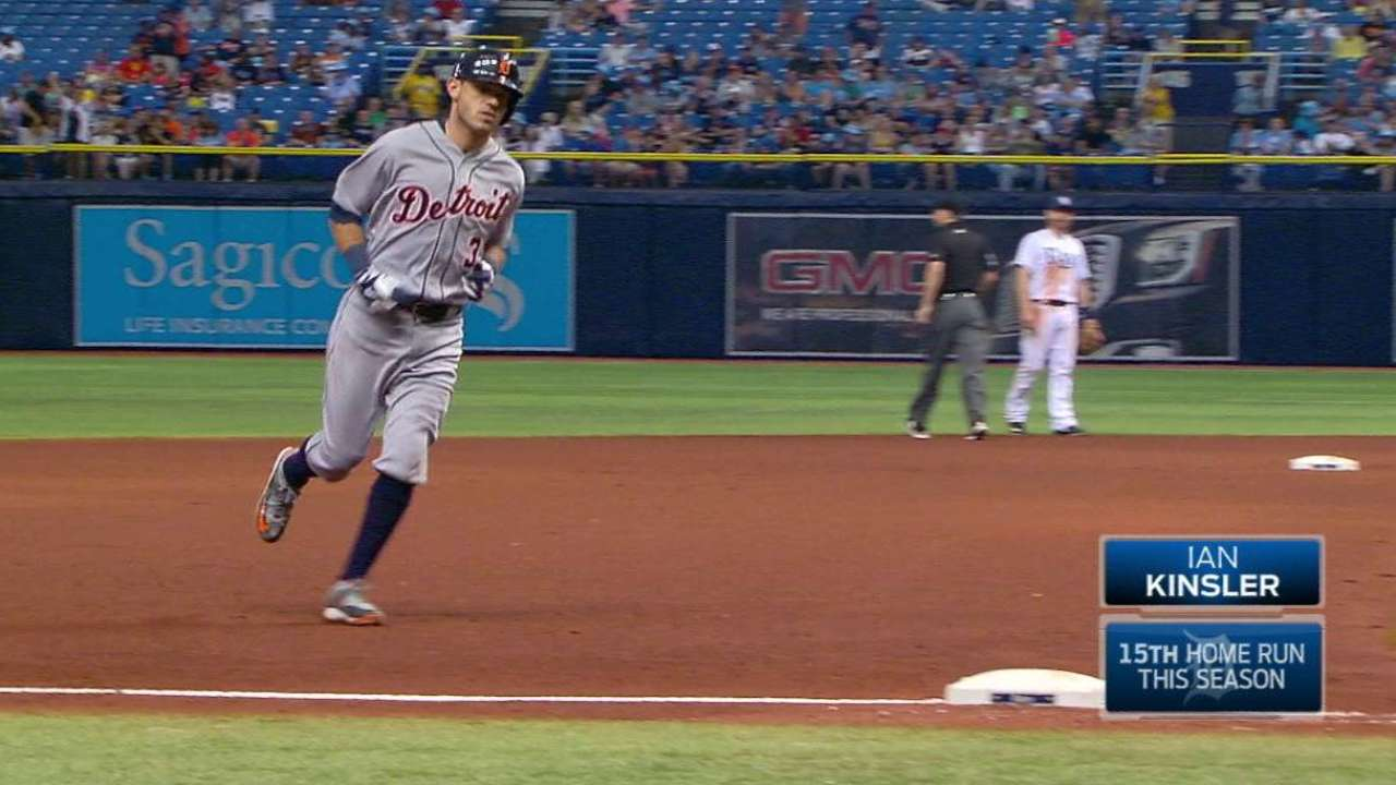 Tigers hold off Rays for 5th straight victory