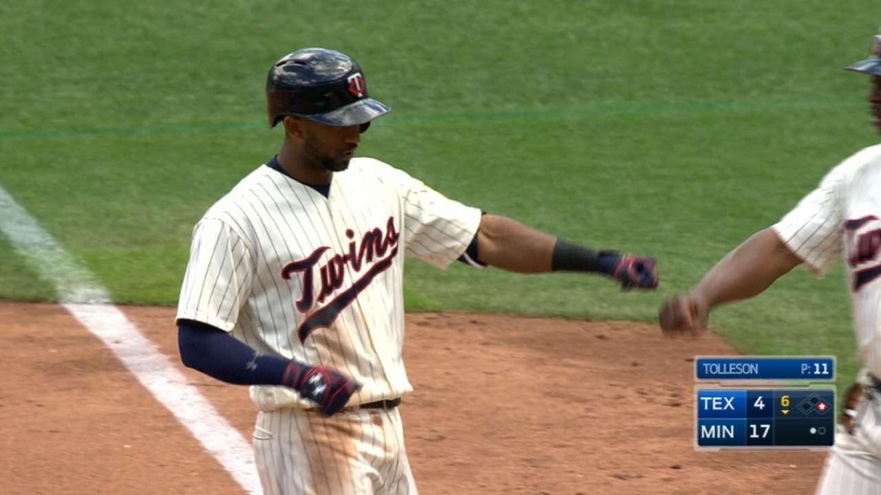 Nunez's four hits