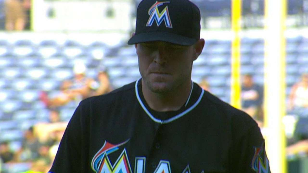 Marlins giving Dunn chance to work out issues
