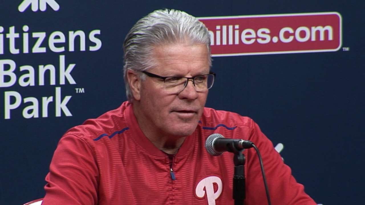 Mackanin on the outing by Nola