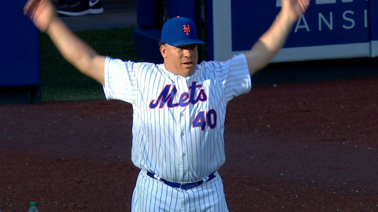 Colon's strong start