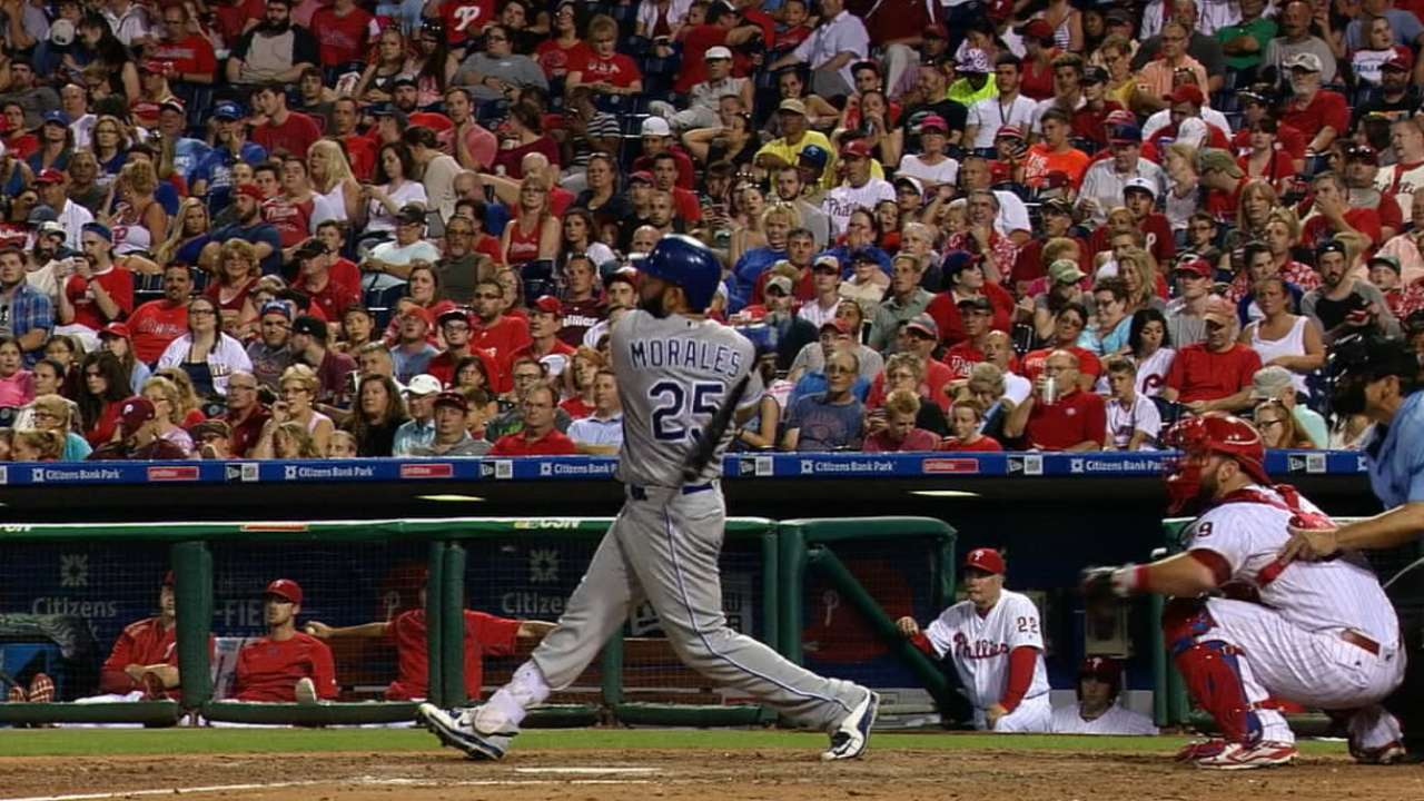 Kendrys labeled day to day with back issue