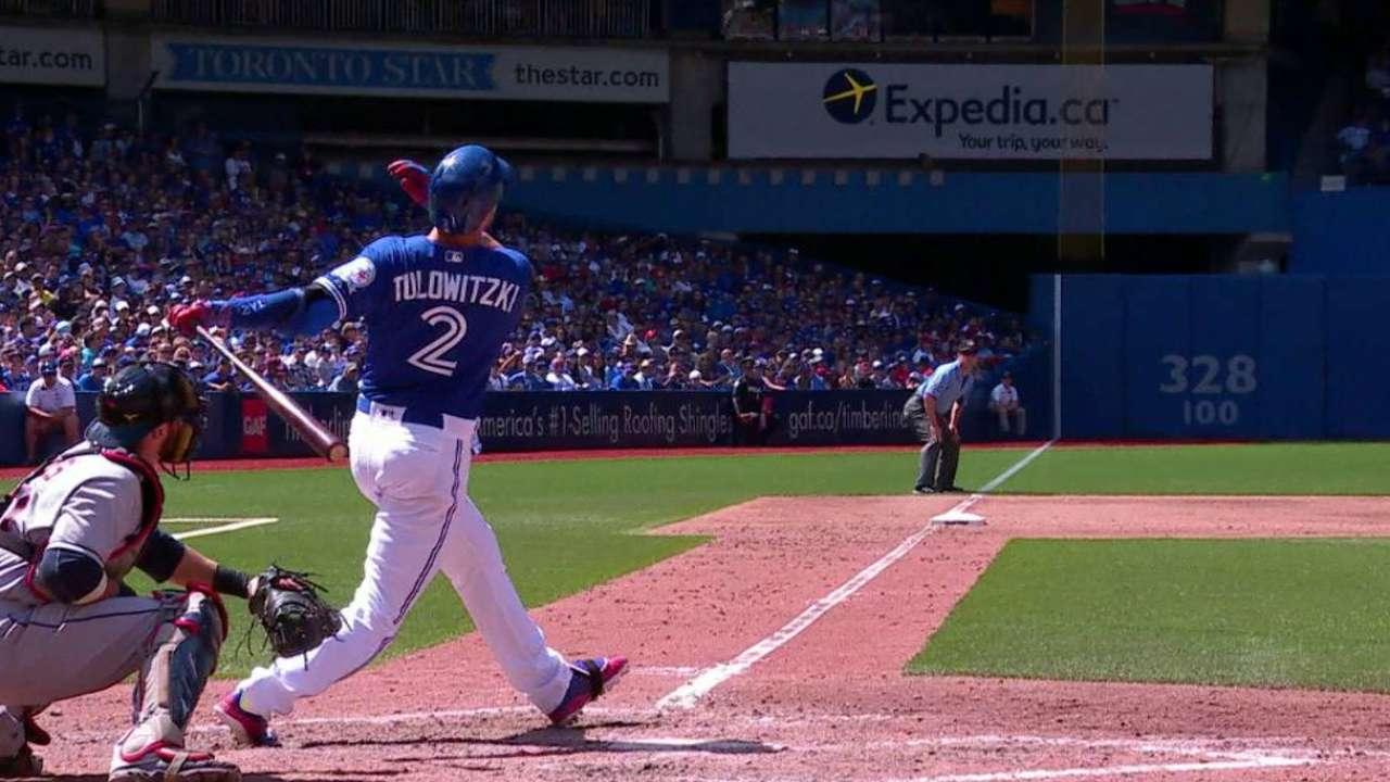 Tulowitzki's three-run home run