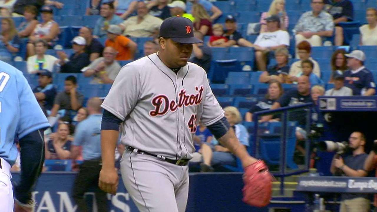 Rondon ends the 7th