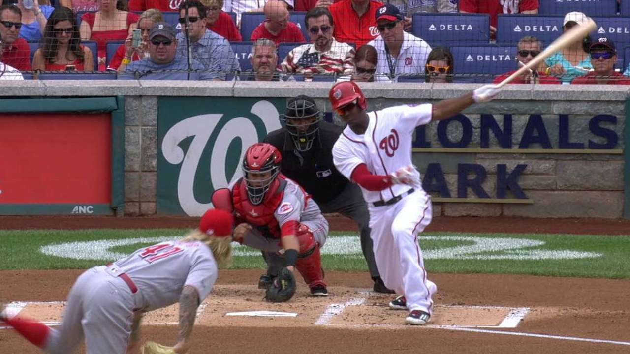 Reds need Lamb, young arms to learn from mistakes