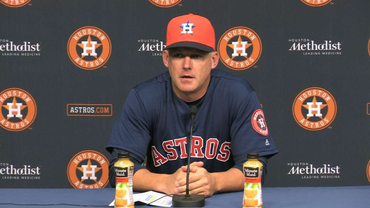 Heart of Astros' order off game in finale vs. Sox