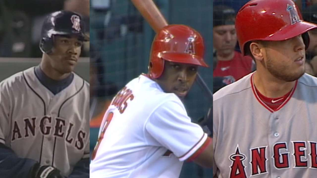 Three Angels have six-hit games