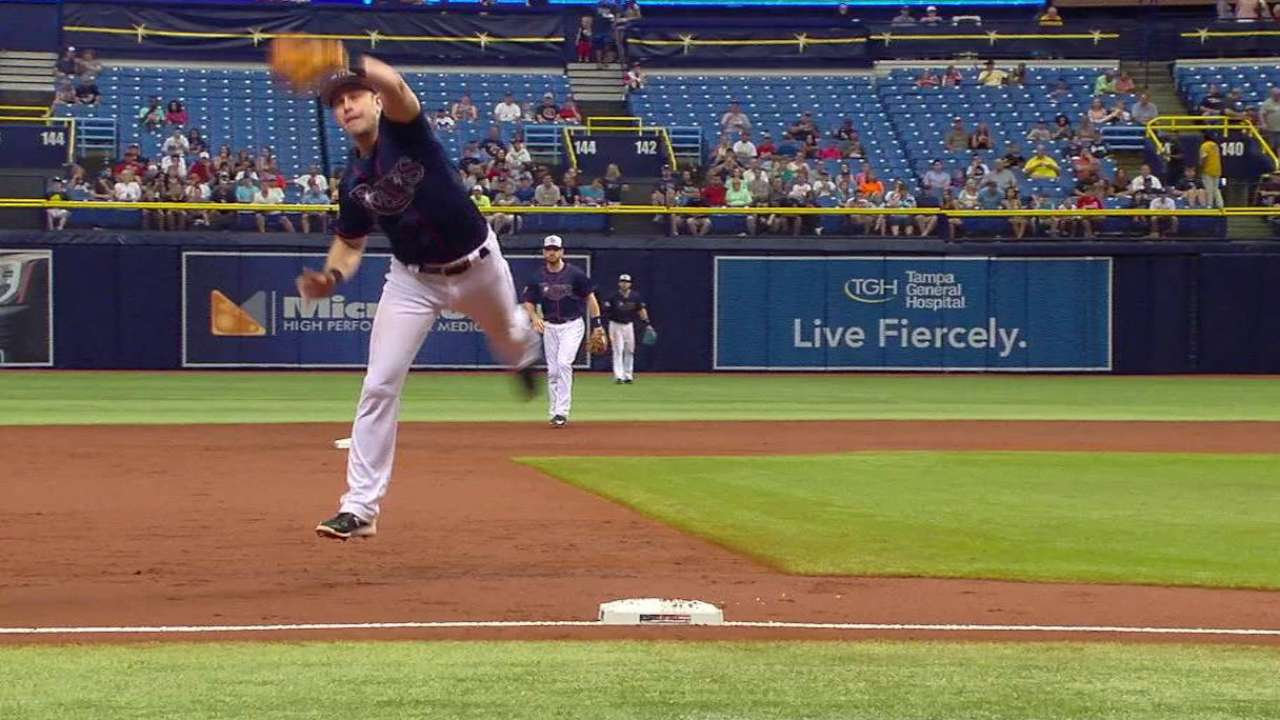 Longo finishes 5th in AL Final Vote, thanks fans