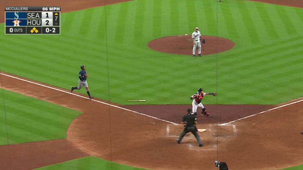 McCullers fields, starts DP