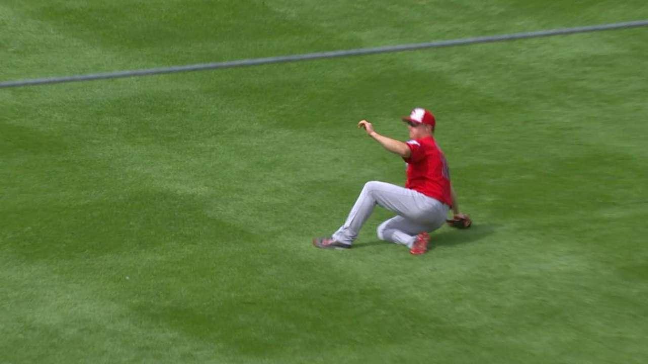 Bruce's sliding catch