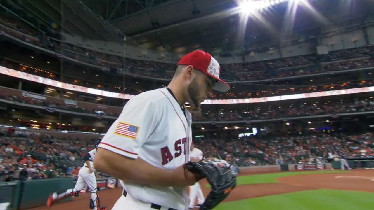 McCullers' strong outing