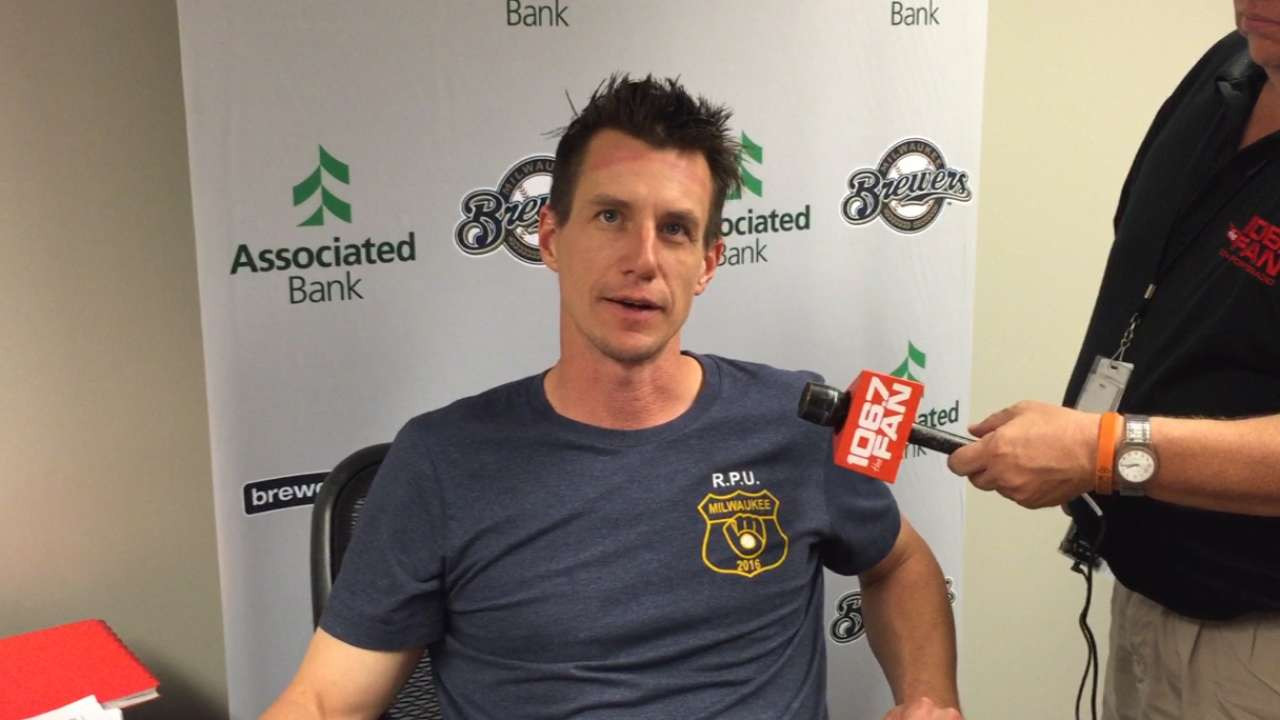 Counsell takes blame for Crew's lineup snafu