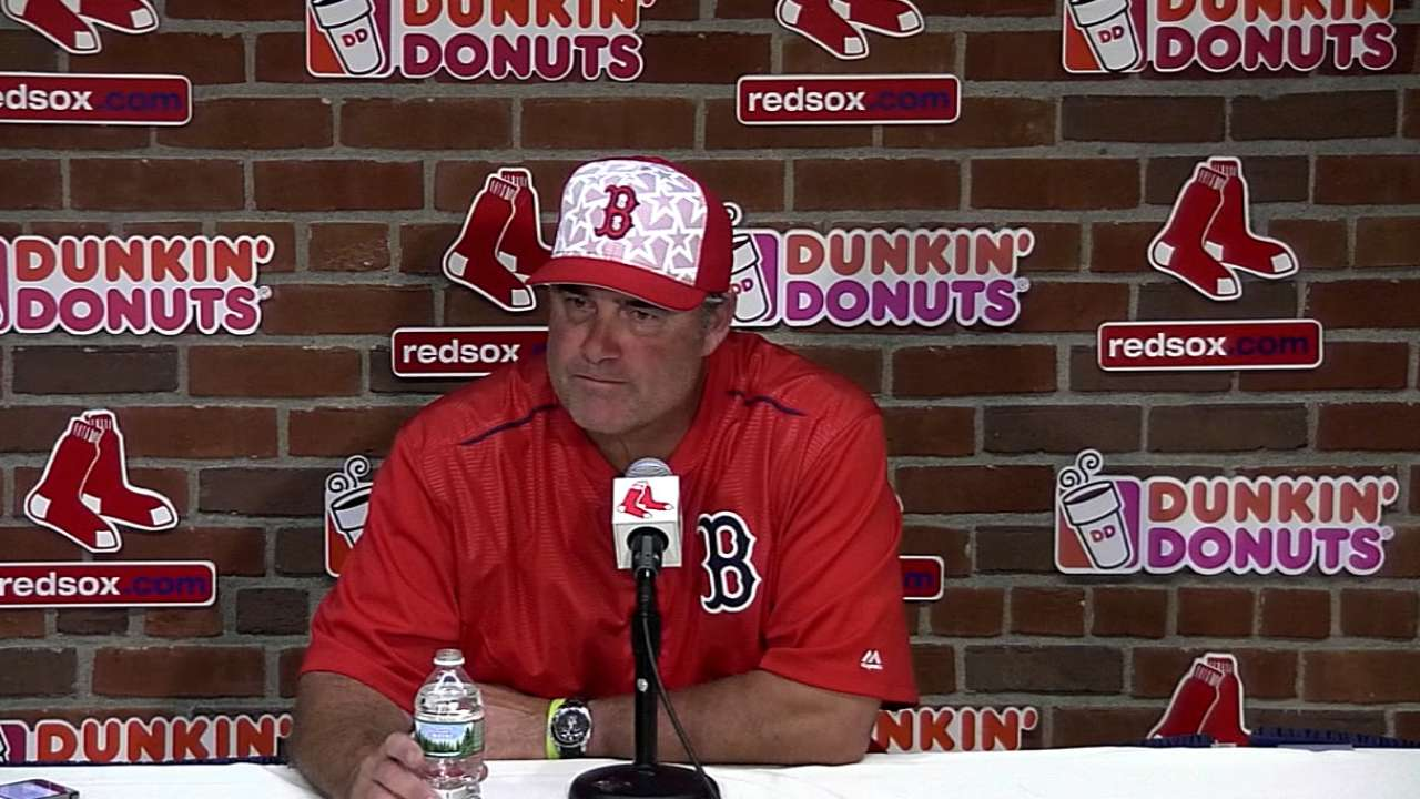 Farrell on Holt, Porcello in win