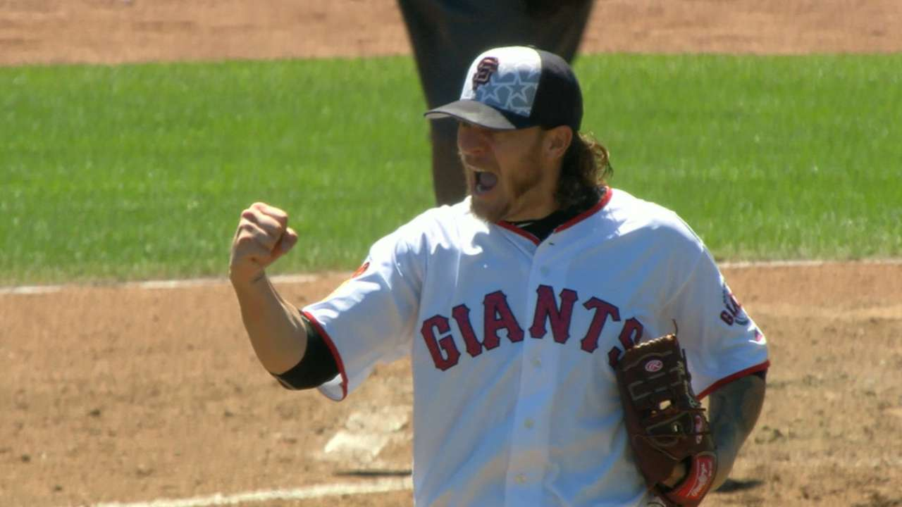 Peavy gives up one run in win