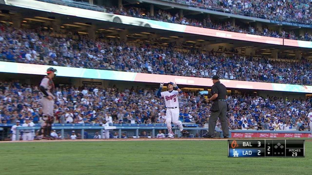 Sarah's Take: Dodgers thrive despite injuries