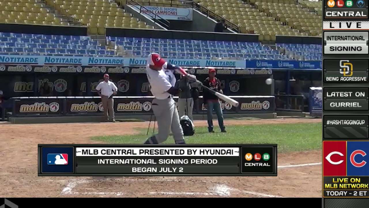 Four former Red Sox international prospects sign