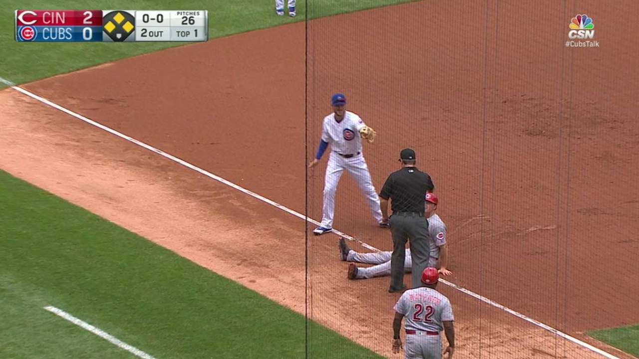 Contreras to get 1st lesson in catching Lester