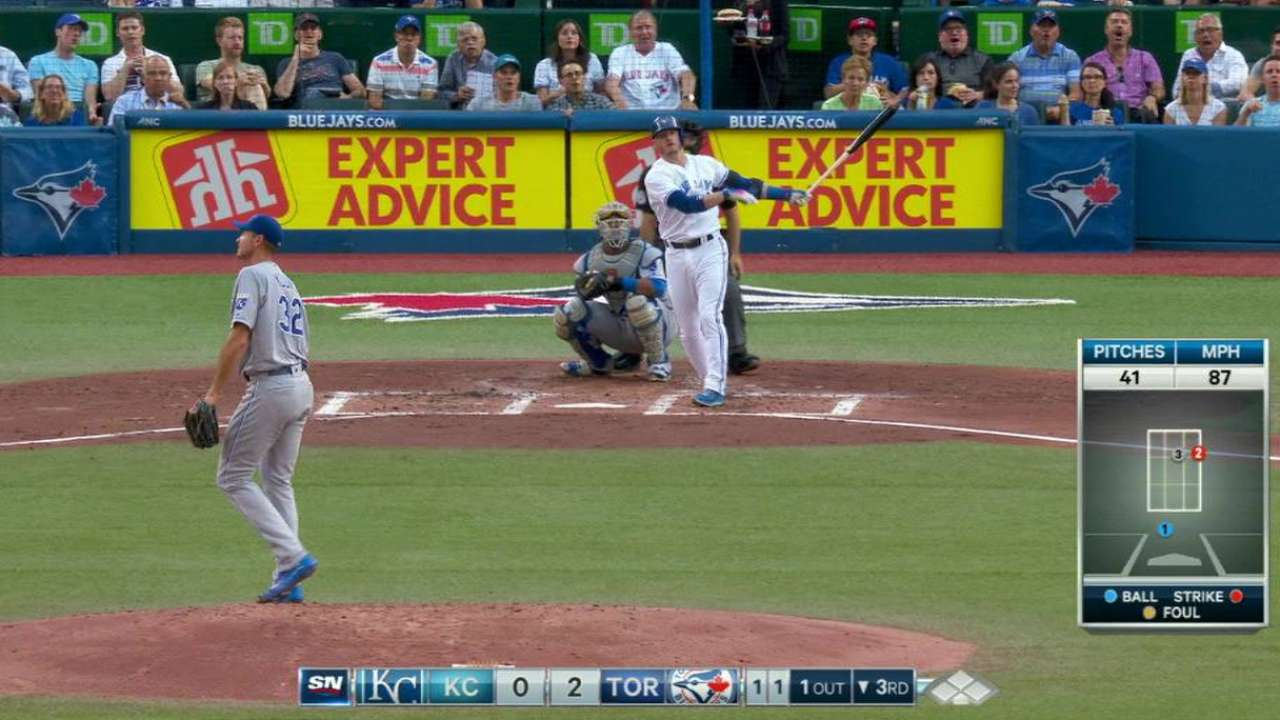 Blue Jays belt 4 homers to power past Royals
