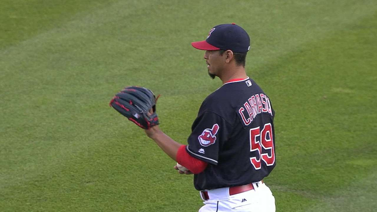 Carrasco's six strong innings
