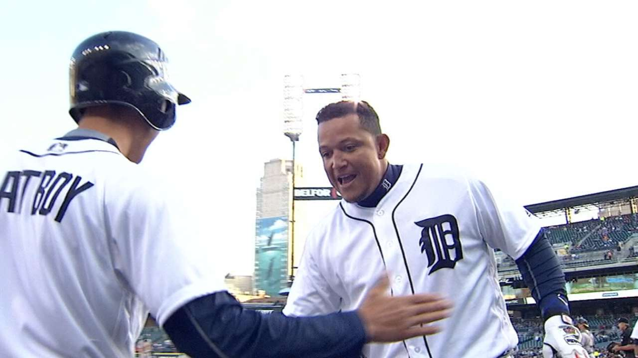 Miggy headed to 11th All-Star Game as reserve