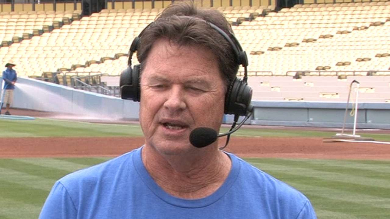 Rick Honeycutt on High Heat