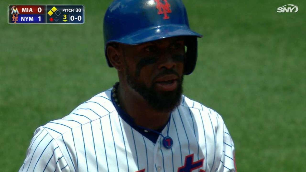 José Reyes está contento de reintegrarse a los Mets