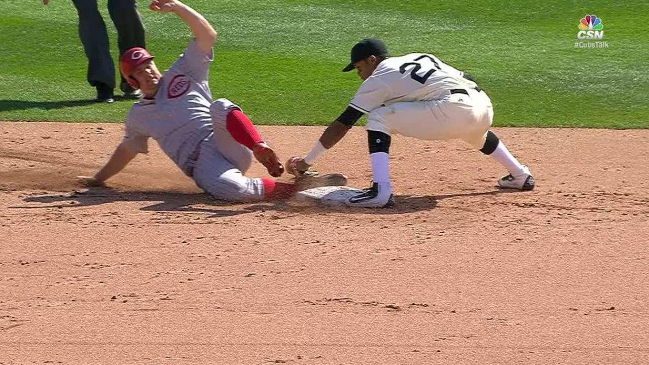 Montero cuts down Bruce
