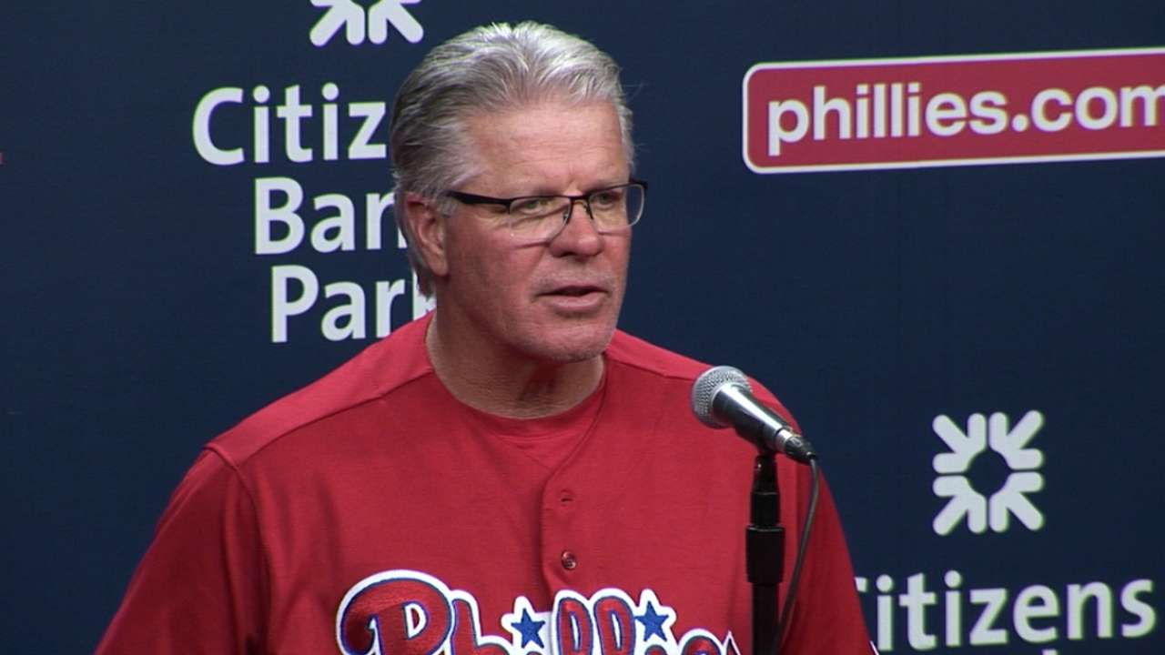Mackanin carries wisdom into first full-time gig
