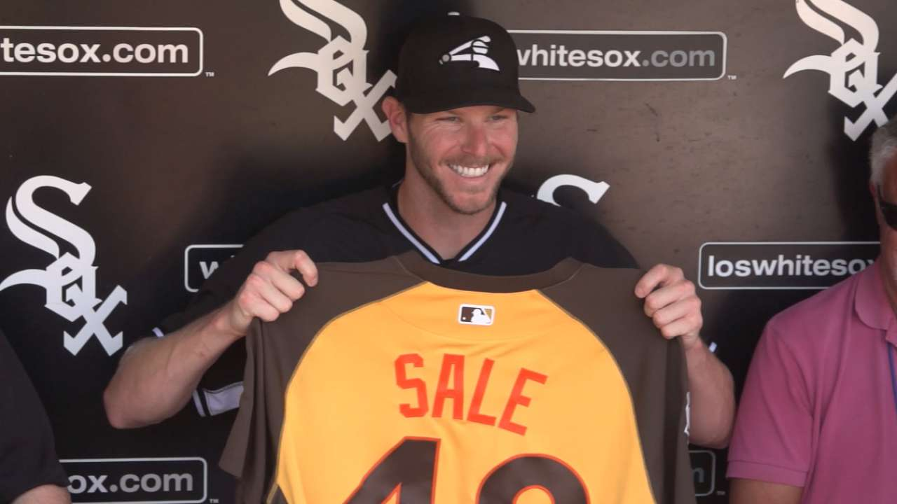 Sale in elite group with 5th straight ASG nod