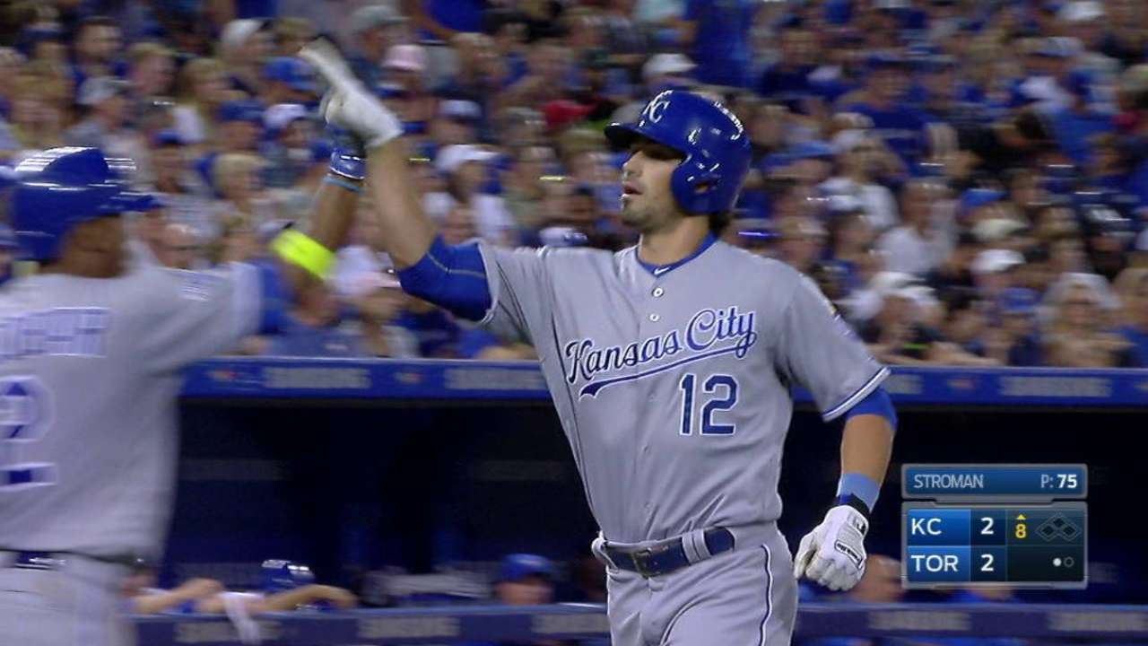 Eibner's game-tying homer