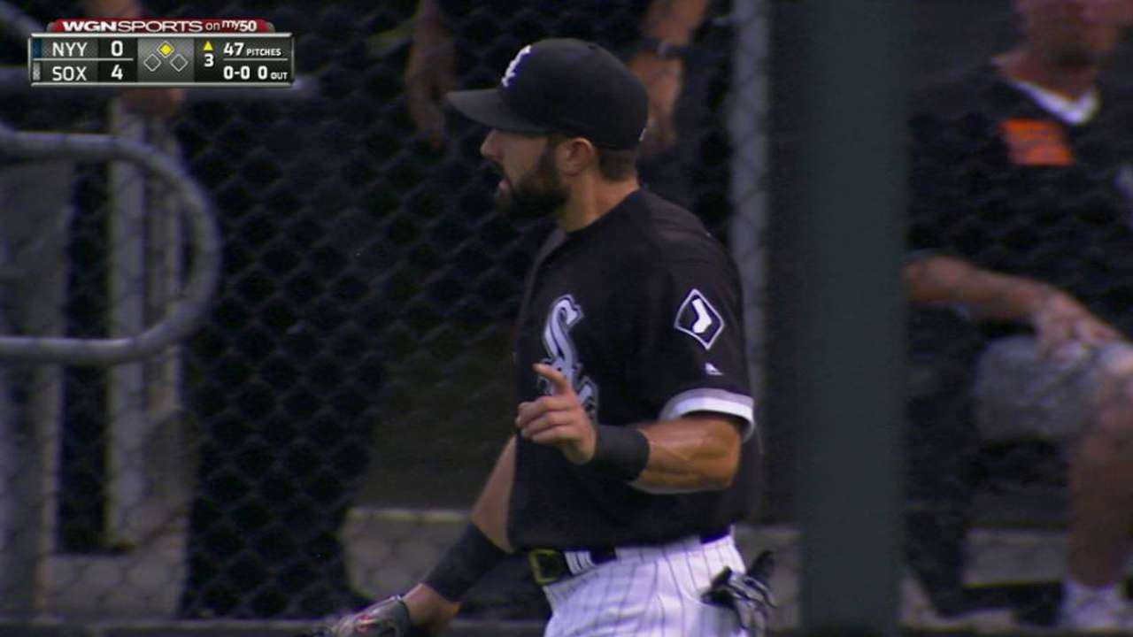 Eaton nabs Ellsbury at second