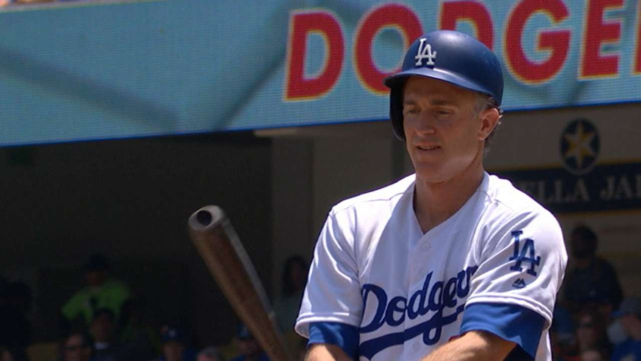 Old dog, new trick: Utley has first 6-hit game