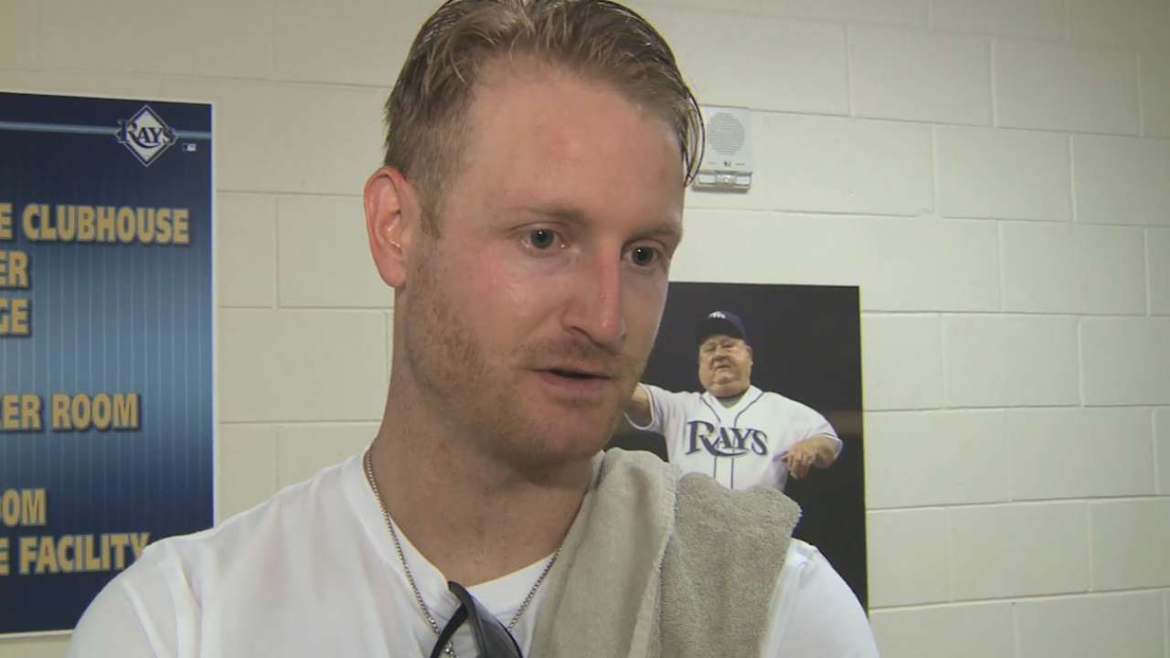 'Good day' for Rays with Cobb back on mound