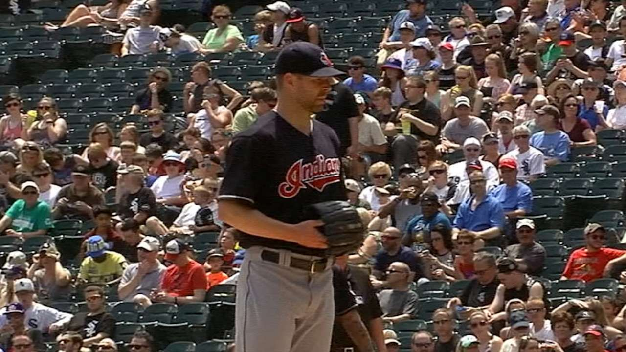 Kluber going to All-Star Game for first time