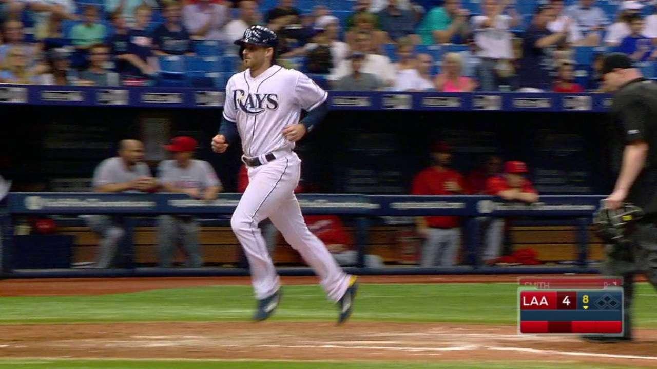 Miller's solo homer
