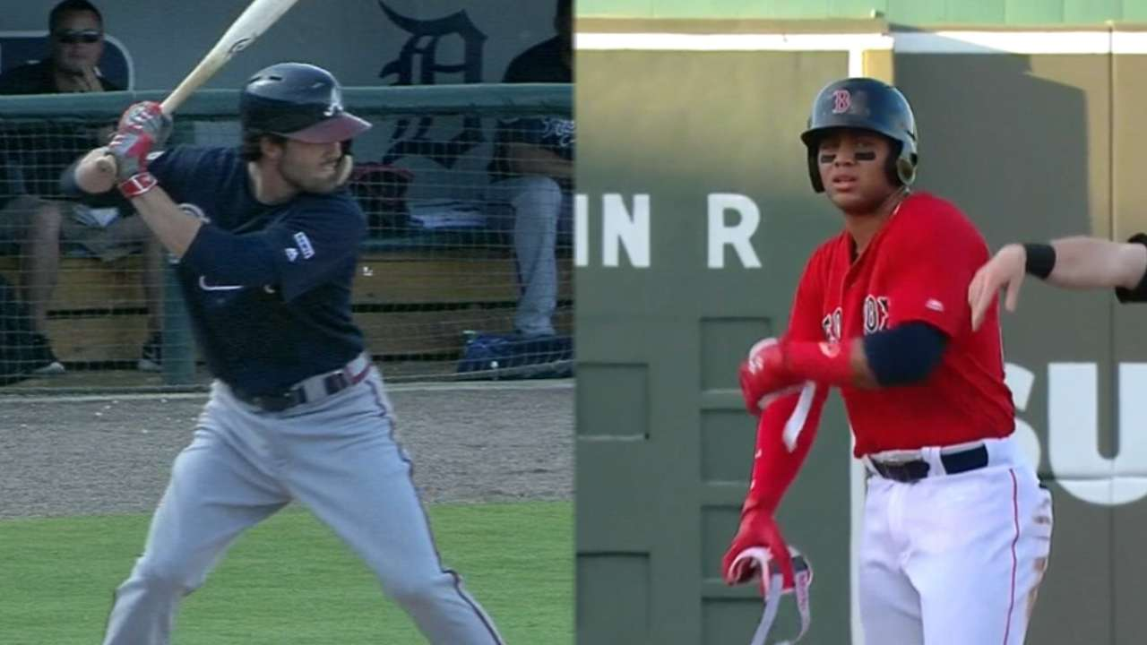 Futures Game actually a look at near future
