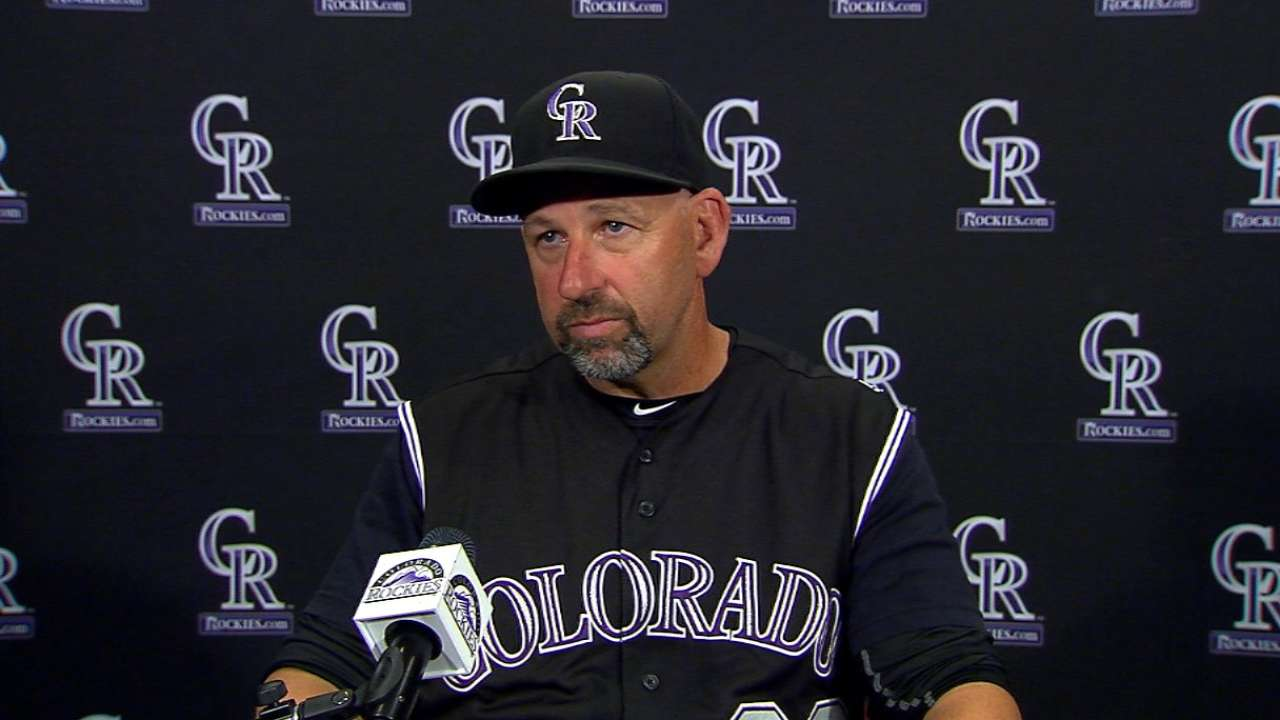 Weiss on win over Phillies