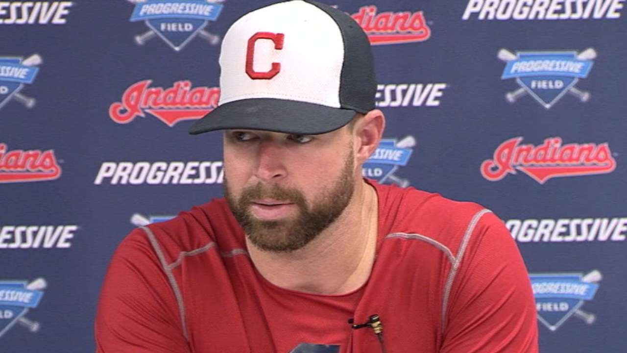 Kluber on being an All-Star