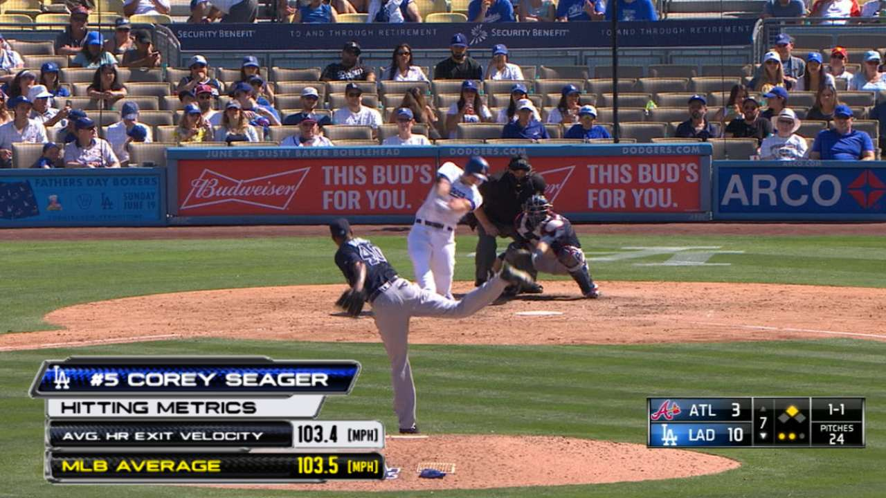 Seager delivers the power
