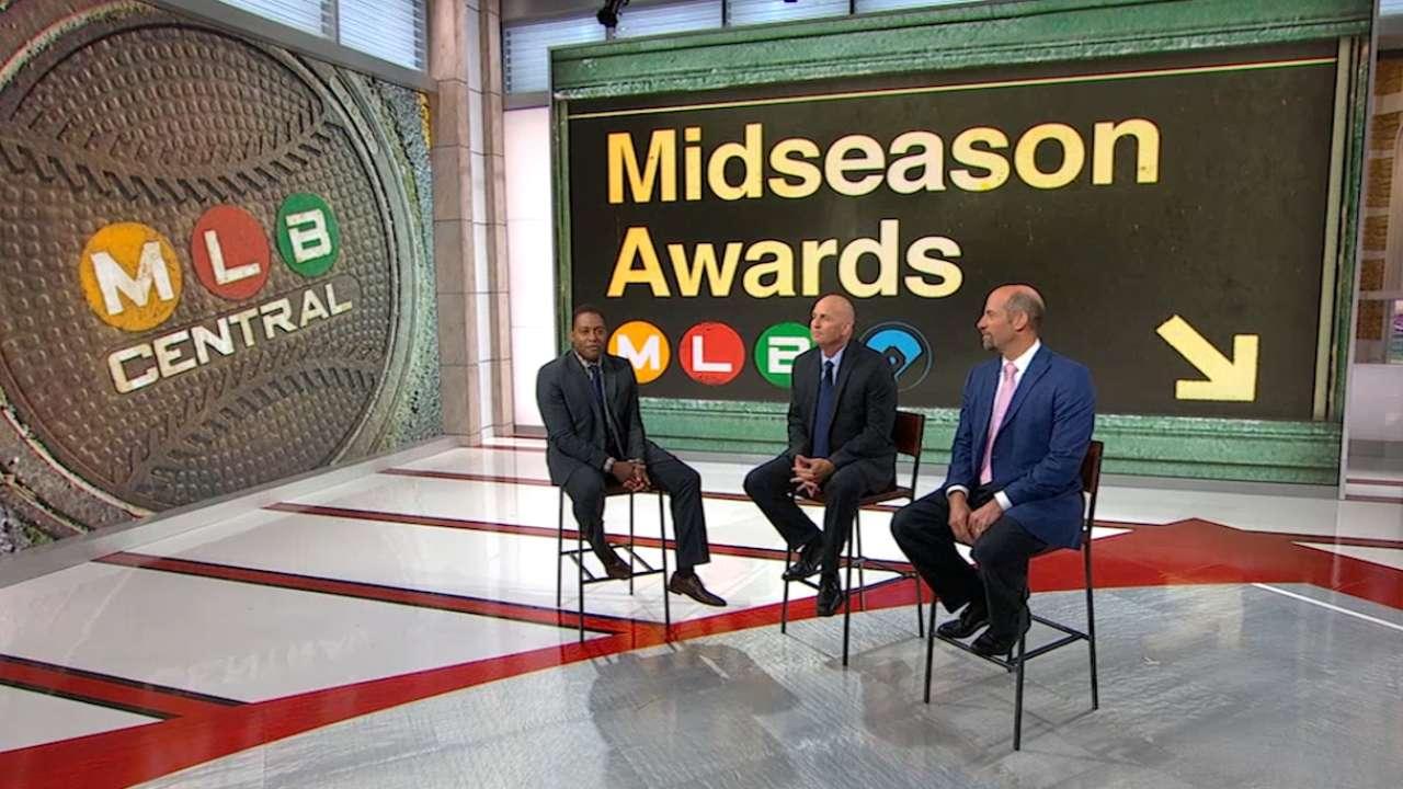 MLB Central: Midseason Awards