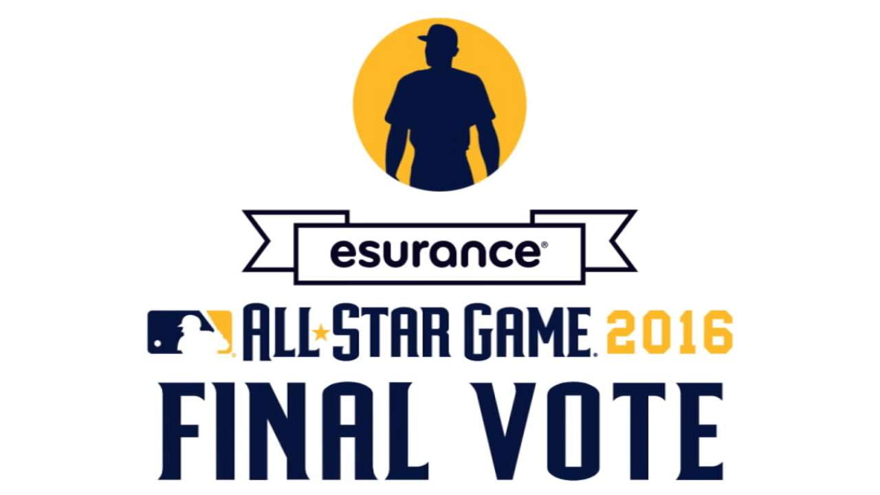 Belt, Saunders take Final Vote to All-Star Game
