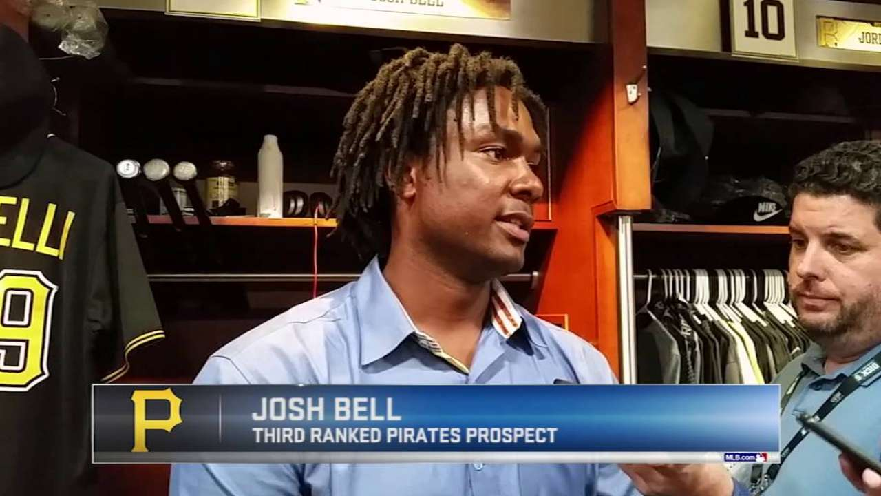 MLB Plus: Castrovince on Bell