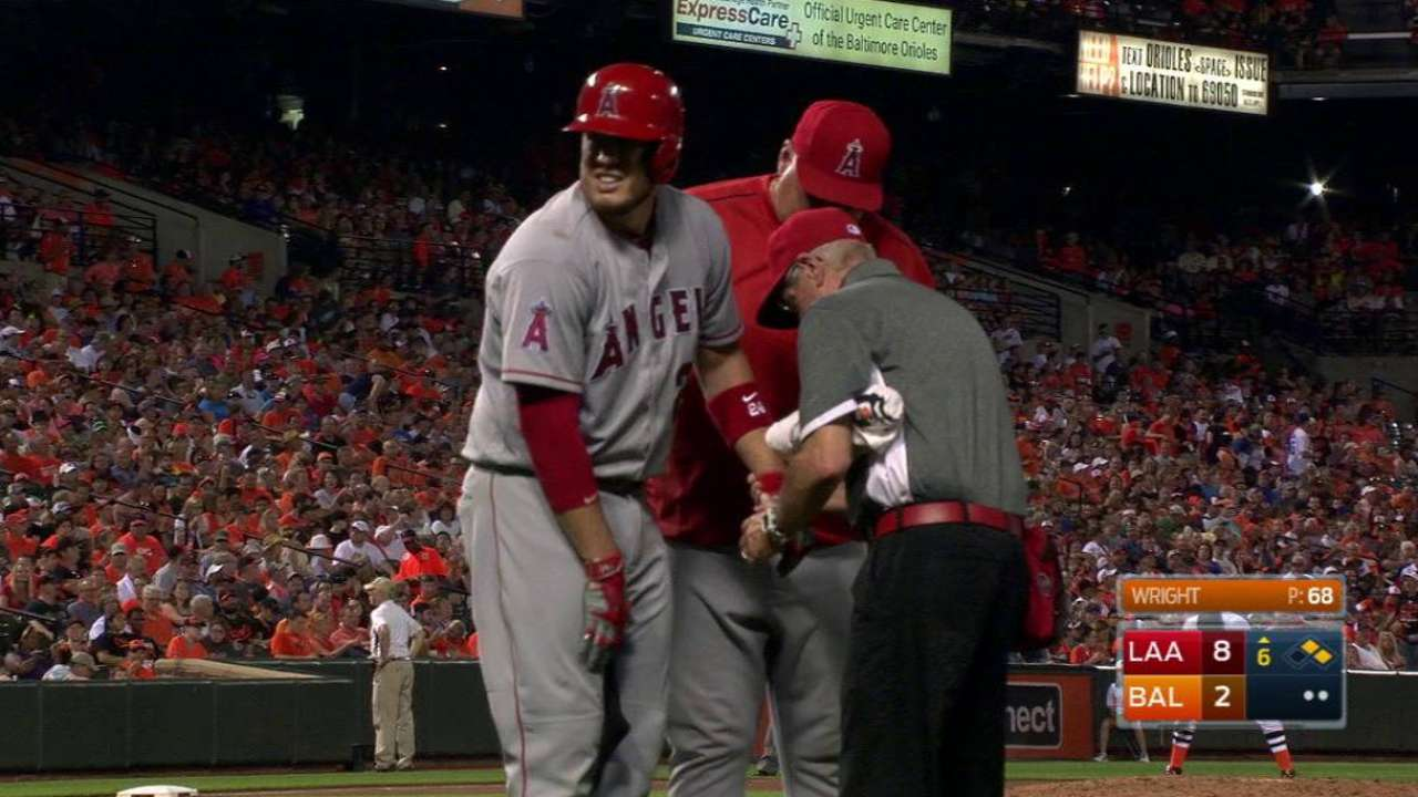 Cron exits the game