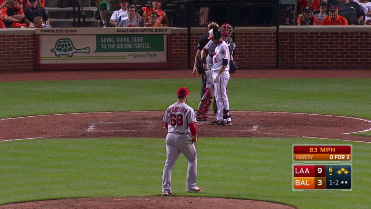 Bedrosian reaching potential, gaining confidence