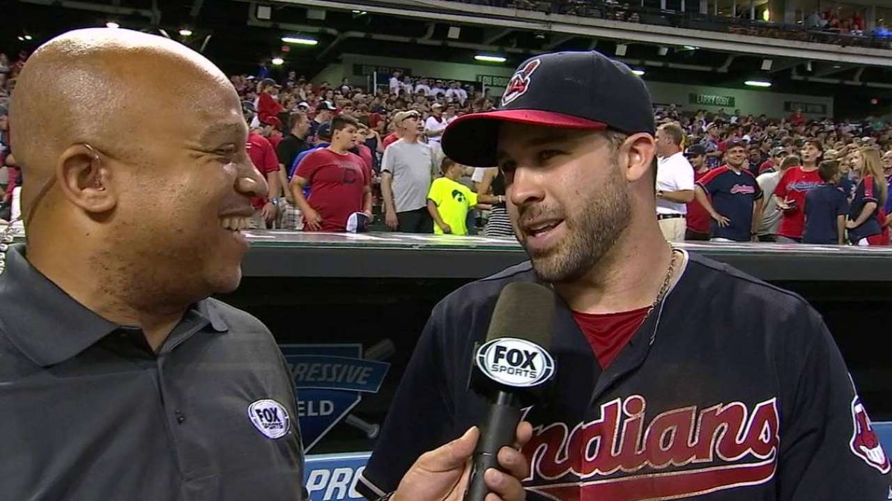 Kipnis on two homers in 10-2 win