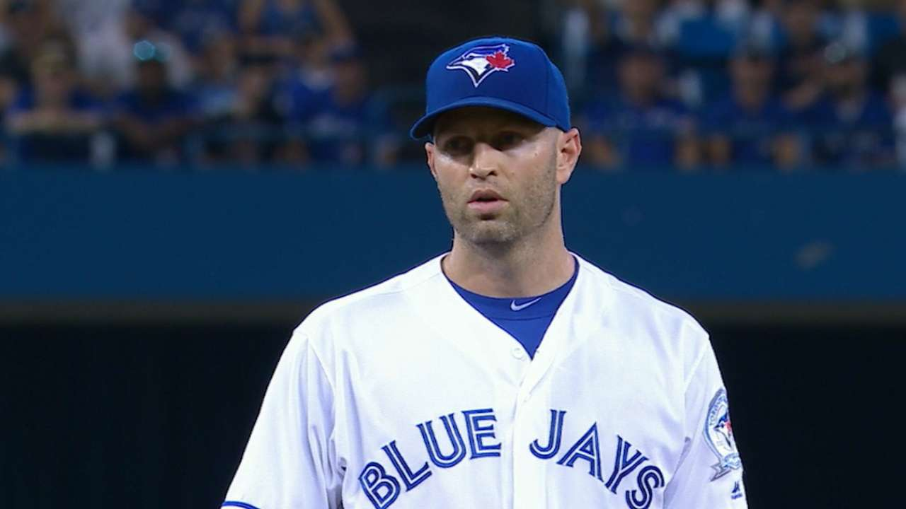 Happ's scoreless 5 2/3 innings