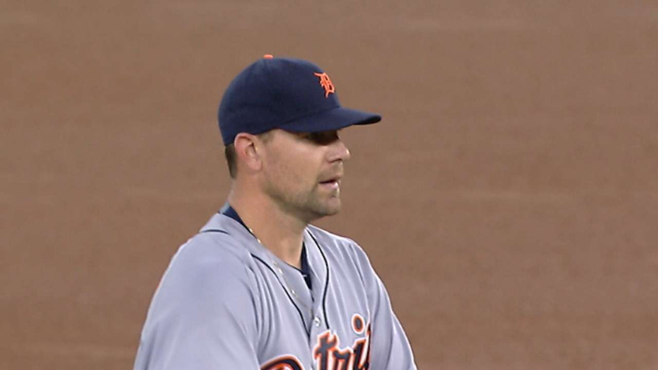 Pelfrey emerges as dependable starter for Tigers
