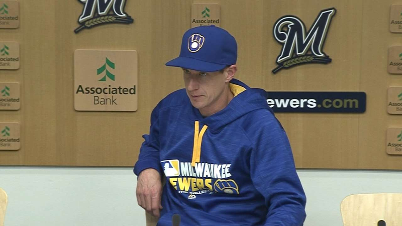 Counsell on 4-3 walk-off win